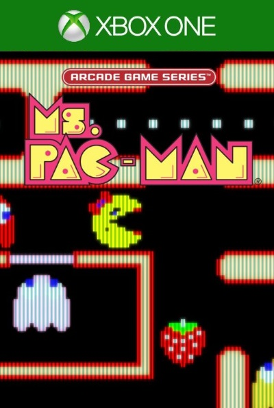 Aracade Game Series: Ms. Pac-Man (Rating: Okay)