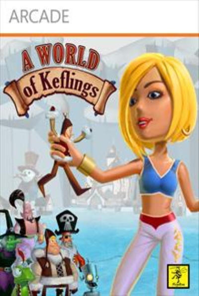 A World Of Keflings for Xbox 360