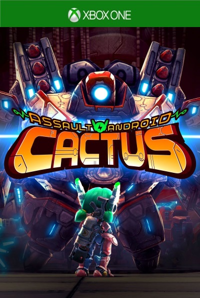 Assault Android Cactus for Xbox One