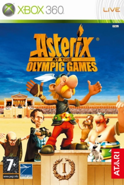 Asterix At The Olympic Games for Xbox 360