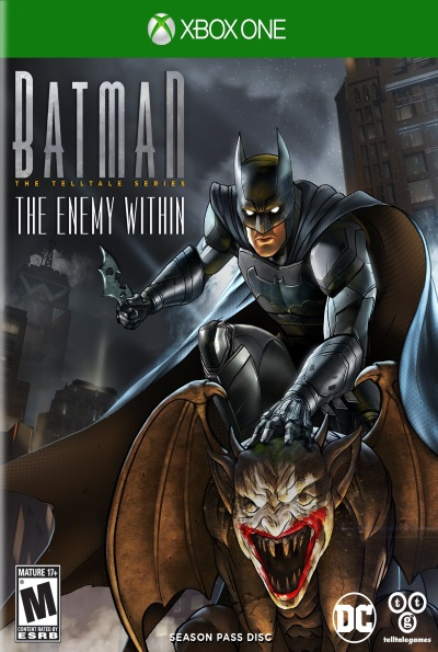 Batman: The Enemy Within for Xbox One