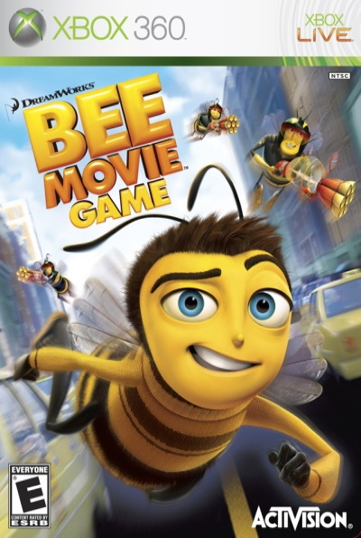 Bee Movie Game for Xbox 360