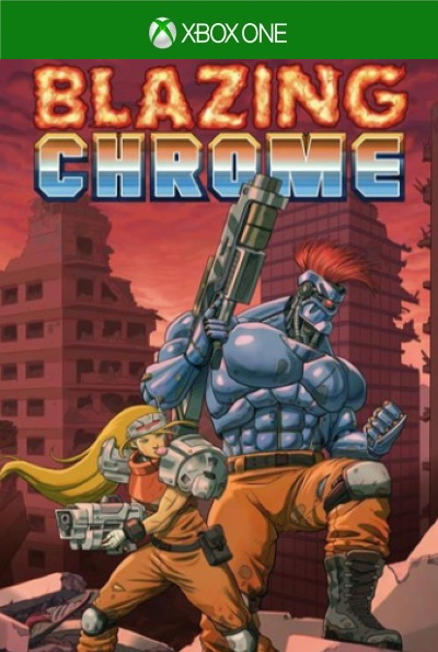 Blazing Chrome (Rating: Bad)