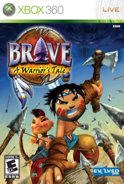 Brave - A Warrior's Tale for Xbox 360