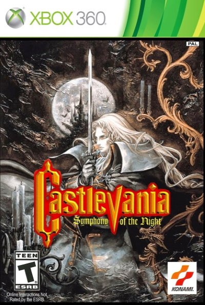 Castlevania: Symphony Of The Night (Rating: Bad)