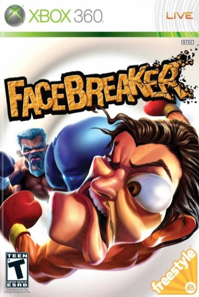 FaceBreaker for Xbox 360