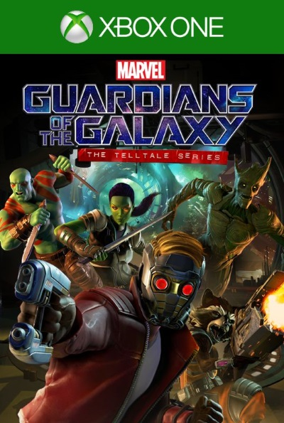 Guardians Of The Galaxy: The Telltale Series for Xbox One