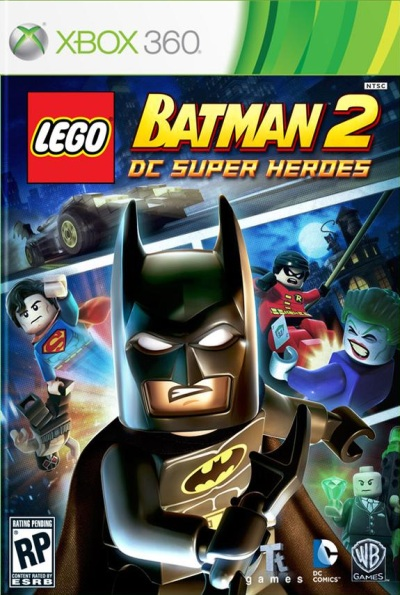 LEGO Batman 2 DC Super Heros for Xbox 360