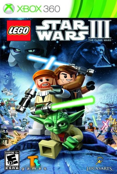 LEGO Star Wars 3 for Xbox 360