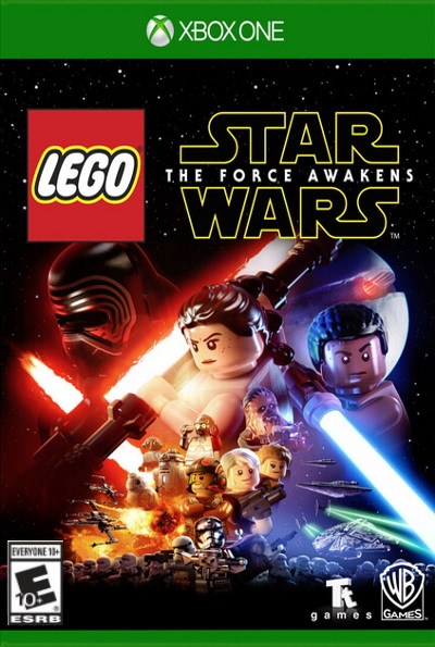 LEGO Star Wars: The Force Awakens (Rating: Okay)