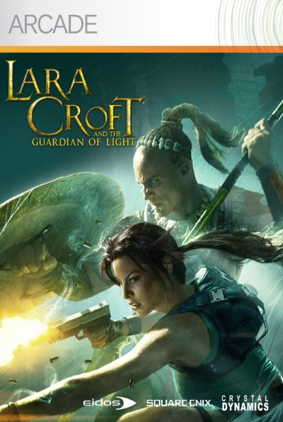 Lara Croft And The Guardian Of Light for Xbox 360