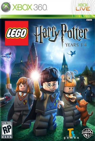 LEGO Harry Potter Years 1-4 for Xbox 360