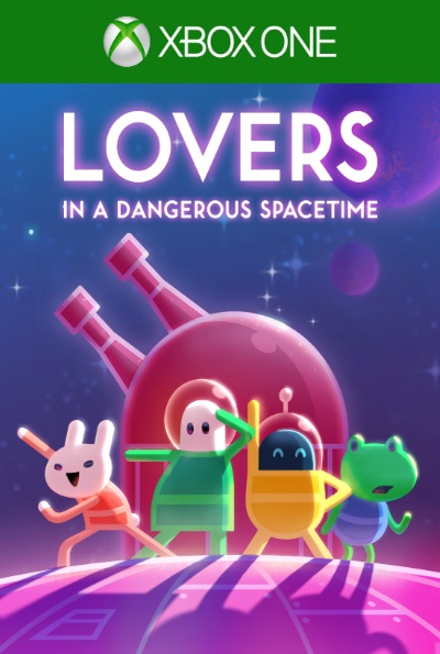 Lovers In A Dangerous Spacetime for Xbox One