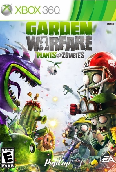 Plants vs Zombies: Garden Warfare for Xbox 360