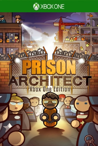 Prison Architect for Xbox One