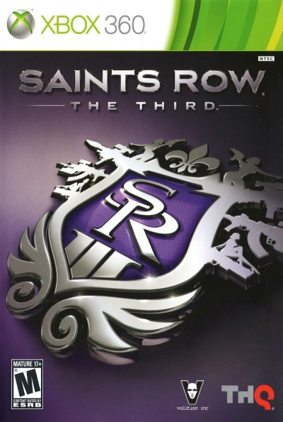 Saints Row: The Third for Xbox 360