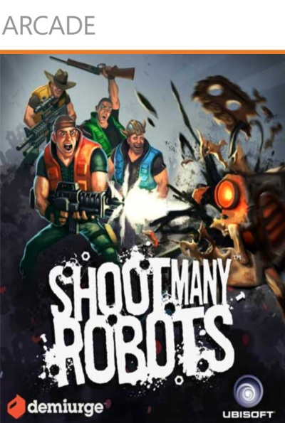 Shoot Many Robots for Xbox 360