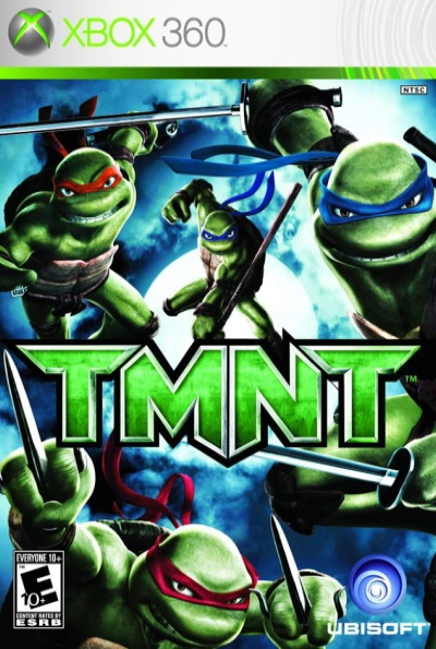 TMNT for Xbox 360
