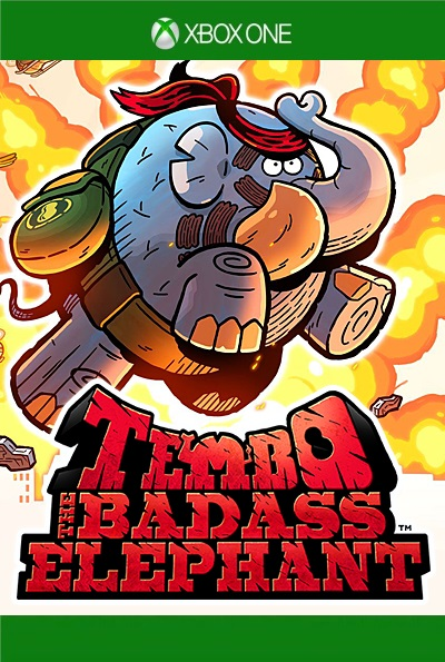 Tembo The Badass Elephant for Xbox One