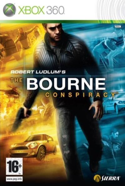 The Bourne Conspiracy for Xbox 360