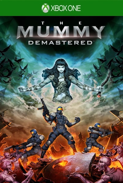 The Mummy Demastered for Xbox One