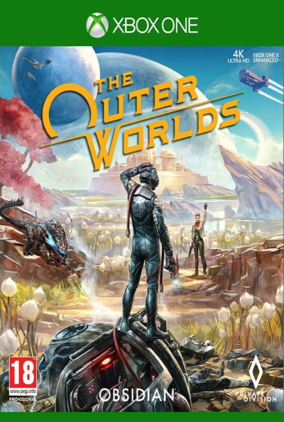 The Outer Worlds (Rating: Okay)