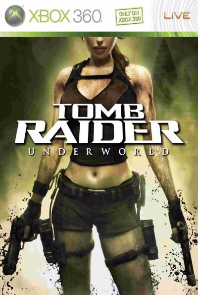 Tomb Raider Underworld for Xbox 360