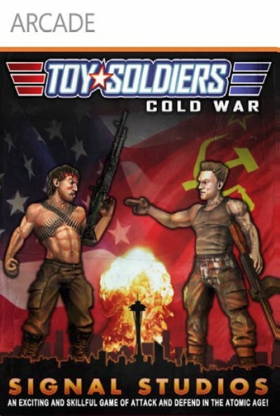 Toy Soldiers: Cold War for Xbox 360