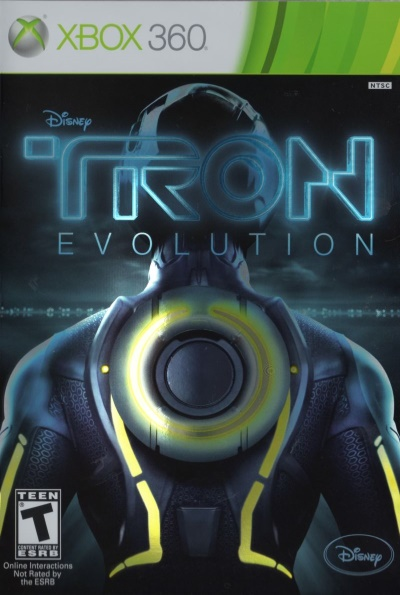 Tron Evolution for Xbox 360
