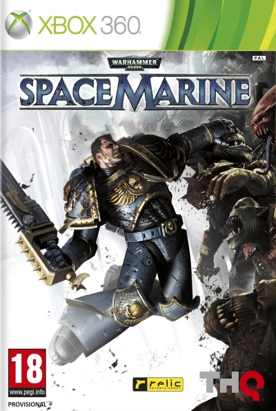 Warhammer 40,000 Space Marine for Xbox 360
