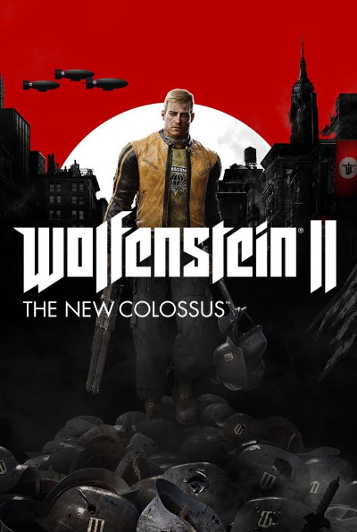 Wolfenstein 2: The New Colossus (Rating: Okay)