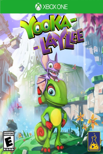 Yooka-Laylee (Rating: Okay)