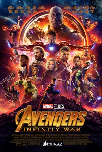 Avengers: Infinity War (Rating: Good)