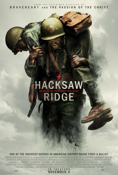 Hacksaw Ridge (Rating: Good)