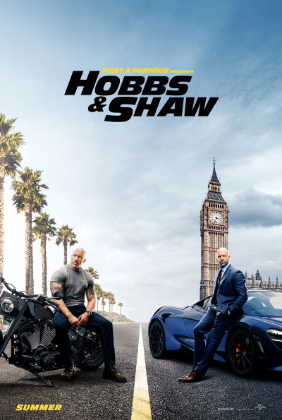 Hobbs & Shaw (Rating: Good)