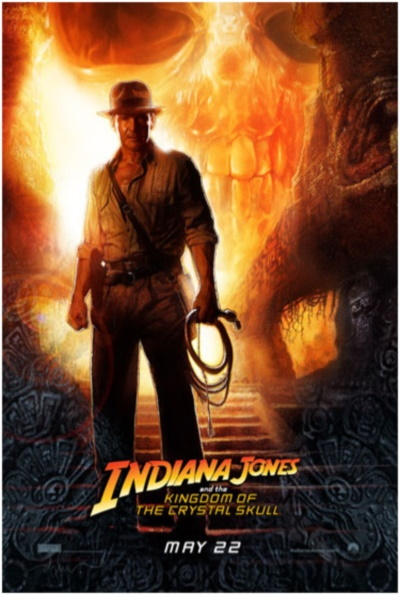 Indiana Jones and the Kingdom of the Crystal Skull (Rating: Okay)