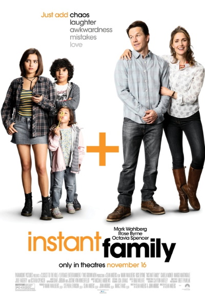 Instant Family (Rating: Good)