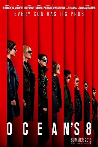 Oceans 8 (Rating: Good)