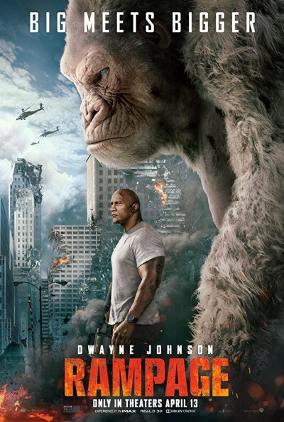 Rampage (Rating: Okay)
