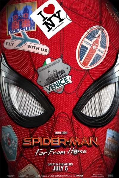 Spider-Man: Far From Home (Rating: Good)