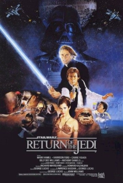 Star Wars Episode 6: Return Of The Jedi