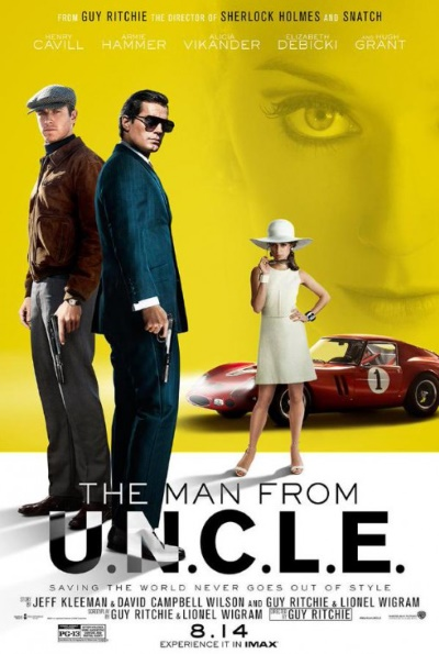 The Man From U.N.C.L.E